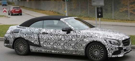 Відома дата початку продажів кабріолета Mercedes-Benz C-Class