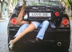 6 нових поз для сексу в машині
