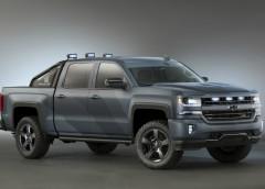 Компанія Chevrolet побудувала пікап Silverado для спецвійськ