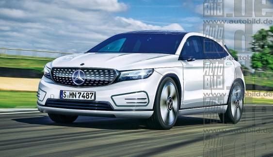 «Недорогі» електрокроссовери: Mercedes готує новий хіт