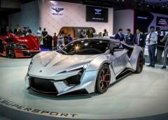 Автосалон в Дубаї: представлений найкрутіший автомобіль (фото)