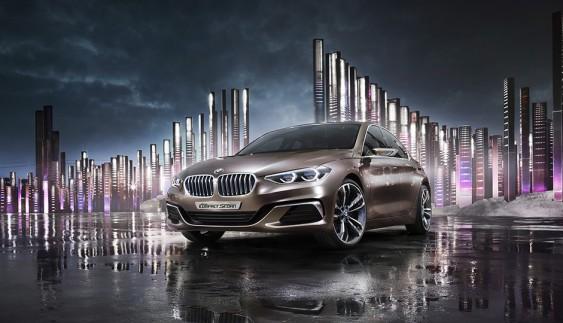 Компанія BMW показала передвісника компактного седана (фото)