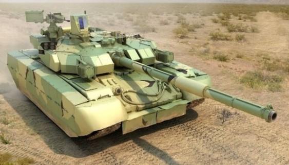 П'ять бойових машин, створених в Україні