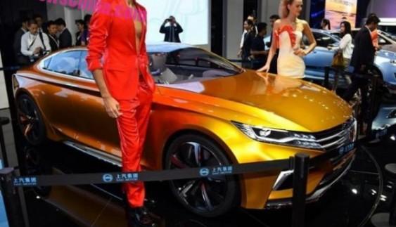 Китайці показали вражаючий концепт Roewe Vision-R (фото)