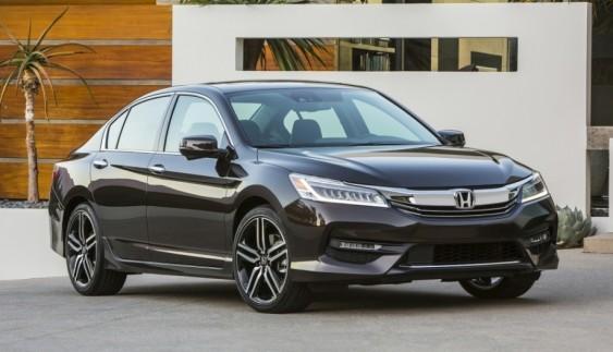 Модель Honda Accord увійшла до списку кращих автомобілів США