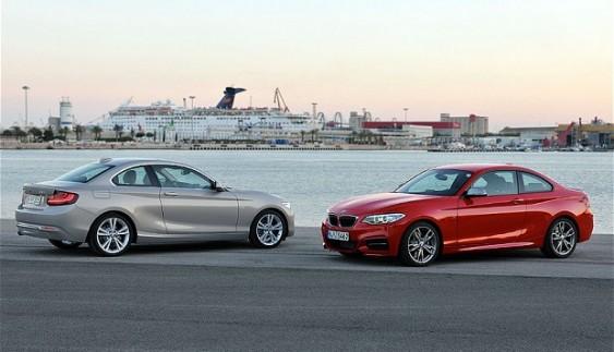 BMW 1 і 2 отримають значний рестайлінг