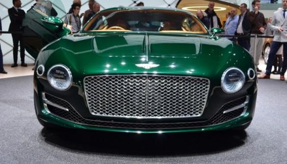 Чи з'явиться у Bentley електричний спорткар?