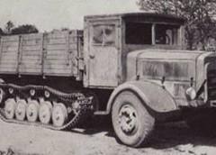 Вантажівка Mercedes-Benz-L4500 1939 року випуску