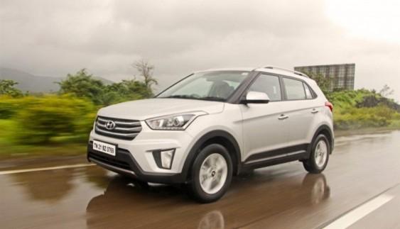 Hyundai Creta б'є рекорди за попередніми замовленнями
