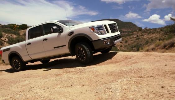 Тест-драйв Nissan Titan XD (видео)