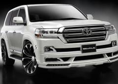 """Презентовали """"накачанную"""" Toyota Land Cruiser (фото)"""