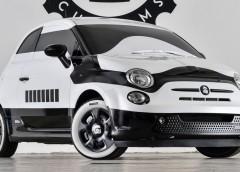 Крихітку Fiat 500e зробили в стилі штурмовика з Star Wars (фото)