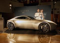 Продемонстрували Aston Martin DB10 для Джеймса Бонда (фото)