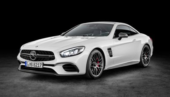 Mercedes-Benz SL розсекретили до прем'єри