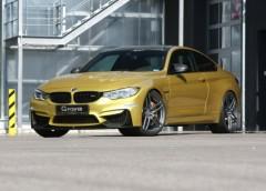 BMW M4 Coupe добавили потужності