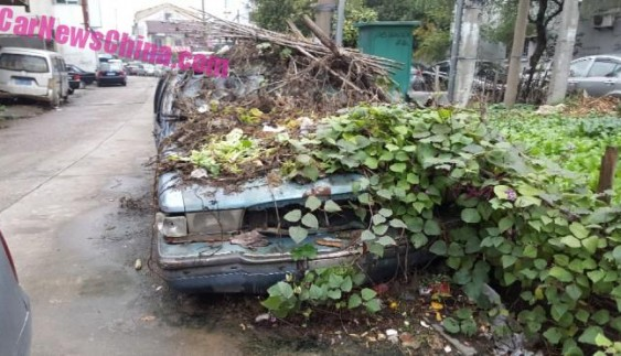 Найзанедбаніший автомобіль у світі (фото)