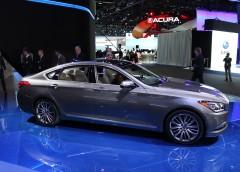 Hyundai запускає новий бренд автомобілів преміум-класу