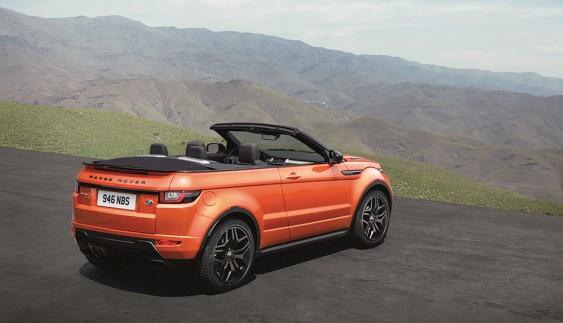 Кабріолет з Range Rover: його представили офіційно