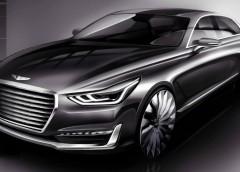 Компанія Hyundai показала інтер'єр нового флагмана