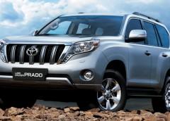 Тест рестайлингового Toyota Land Cruiser Prado