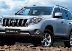 Тест рестайлінгового Toyota Land Cruiser Prado