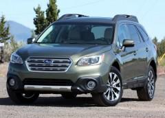 Тест Subaru Outback: японский универсал повышенной проходимости