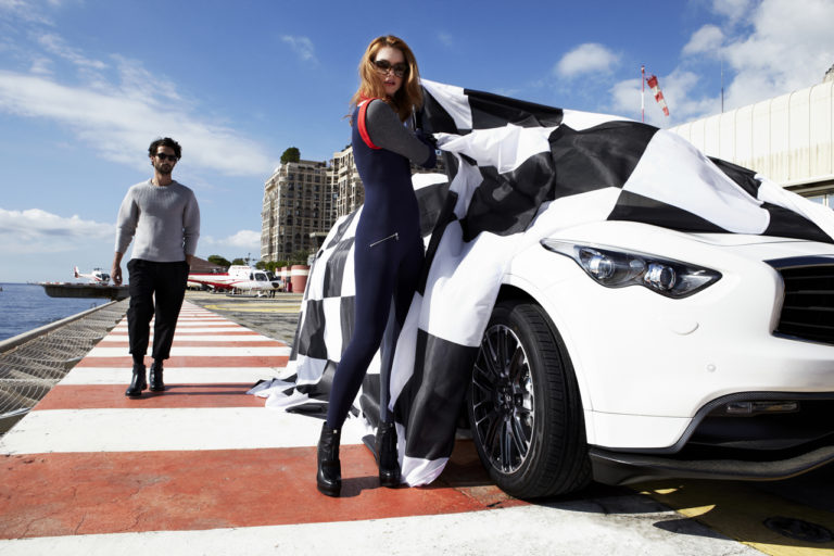 Infiniti FX Vettel Edition: The Sports Crossover for World Champions