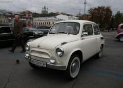 Культовий український автомобіль ЗАЗ-965 святкує ювілей