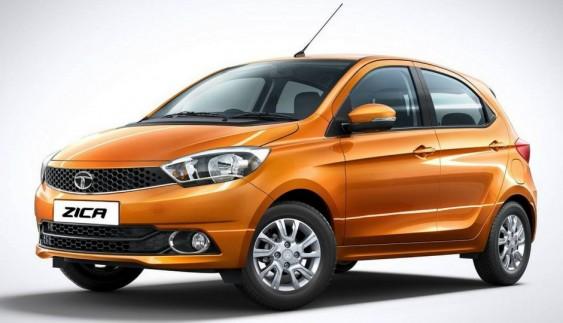 Індійська Tata показала новий недорогий хетчбек