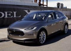 Tesla повідомила ціну базового кросовера Model X