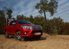 В Україні відбулася офіційна презентація нового покоління Toyota Hilux (фото)