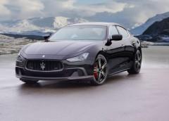 Показали оновлений покращений Maserati Ghibli