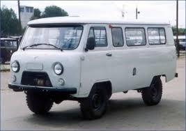 """Вражаюче: абсолютно нове авто УАЗ-""""буханка"""" відразу у жахливому стані"""