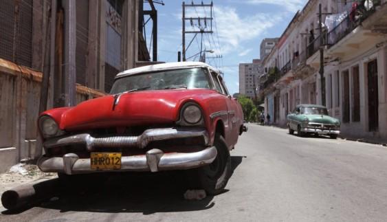 Найдивовижніші автомобілі Куби