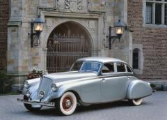Розкішний і рідкісний автомобіль 1930-х