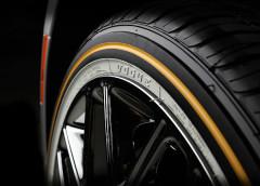 Vogue Tyre выпустила на рынок экслюзивные крупногабаритные шины с белыми боковинами