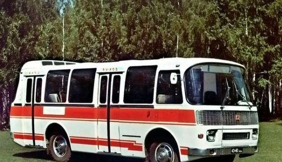 Дослідний автобус ПАЗ-3202 1970 року