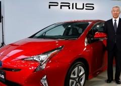 Новий Toyota Prius став найбільш енергозберігаючим автомобілем у світі