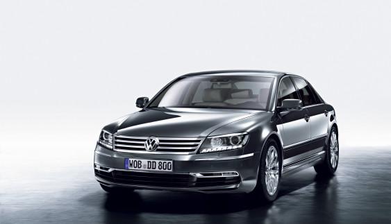 Volkswagen відмовився від випуску великого седана