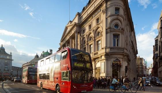 Автобуси будуть заправляти «м'ясними відходами»