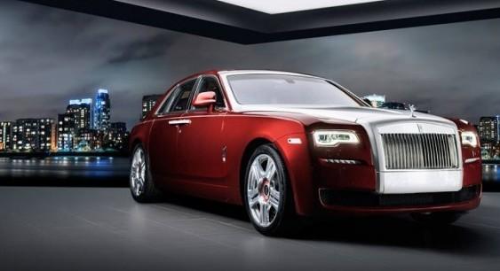 Представлено автомобіль для найбагатших людей планети