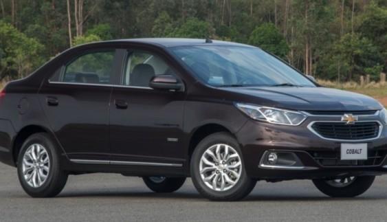 Chevrolet офіційно представив оновлений седан Cobalt 2016