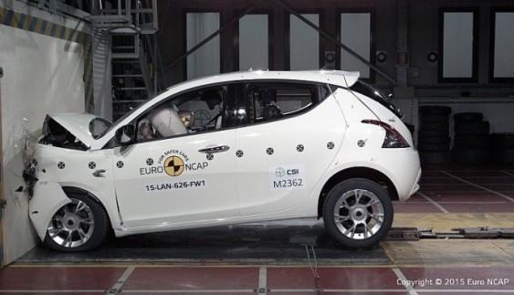 Названо найнебезпечніший автомобіль 2015