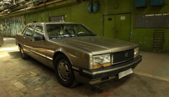 Унікальні авто СPСP: 3IЛ-4102