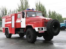 Україна у 2016 році закупить пожежні авто виключно вітчизняного виробництва
