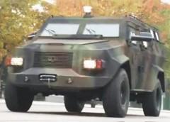 В Україні готують новий бронеавтомобіль Барс-6 (фото)