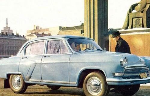 Радянські автомобілі скоро покинуть українські траси