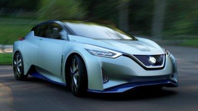 Nissan готує конкурента Chevrolet Volt