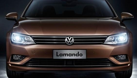 Новий Volkswagen Lamando GTS засвітився в Китаї
