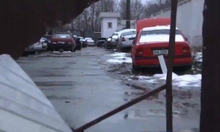 Як український штрафмайданчик успішно обкрадають злодії